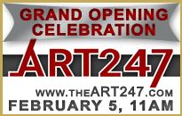 ART247 Grand Opening Celebration