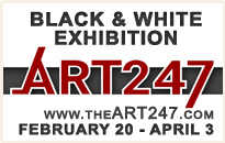 ART247 Black and White Exhibition