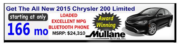 Mullane Motors Deals