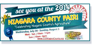 Niagara County Fair 2014